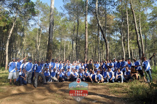 Outbound training - outbound lembang bandung