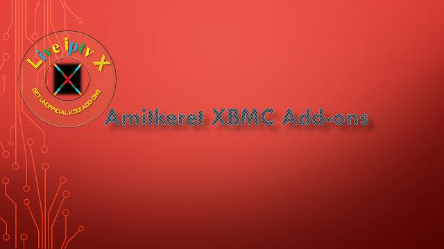 Amitkeret XBMC Repository