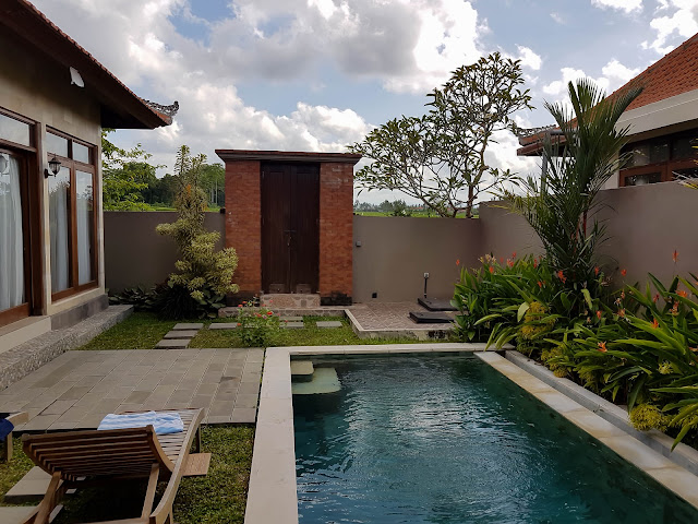 What to do in Bali villa