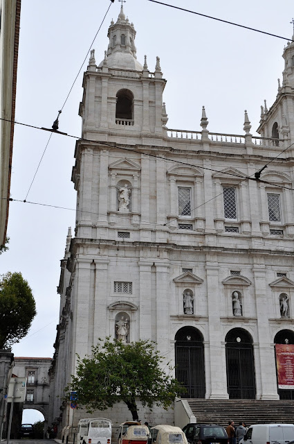 St Vincent outside the walls, 8 Great Discoveries in Lisbon, photo by Modern Bric a Brac