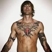 footosports: Chest Tattoos For Men Why is it a Favorite ...