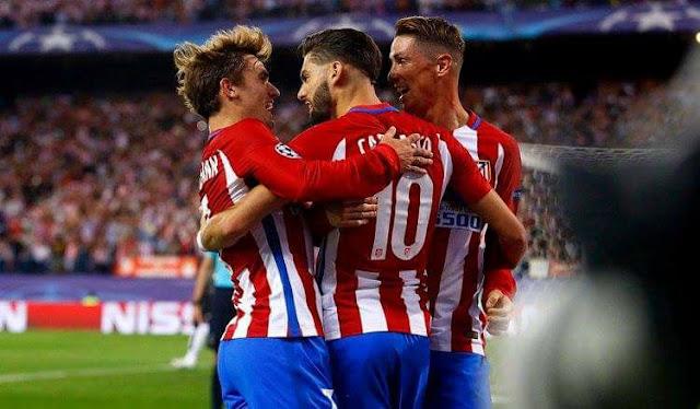 موعد مباراة أتليتكو مدريد وإشبيلية اليوم في بطولة كأس ملك إسبانيا