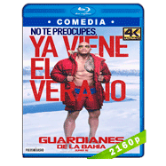 Baywatch: Guardianes de la bahía (2017) UNRATED 4K UHD Audio Dual Latino-Ingles