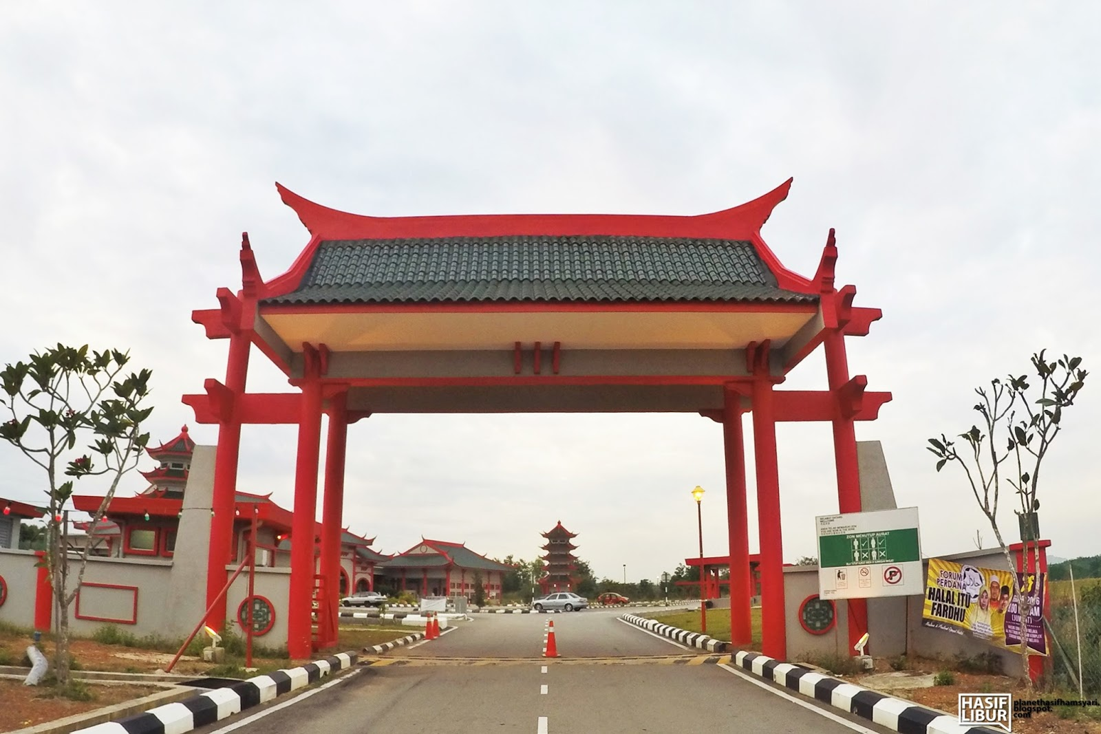 Masjid Cina Melaka Krubong