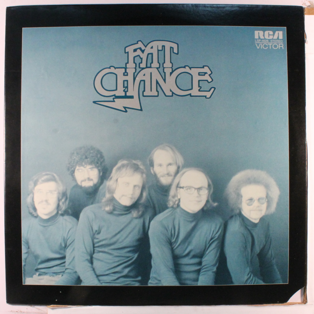 "johnkatsmc5: Fat Chance ""Fat Chance"" 1972 US Psych Jazz Rock"