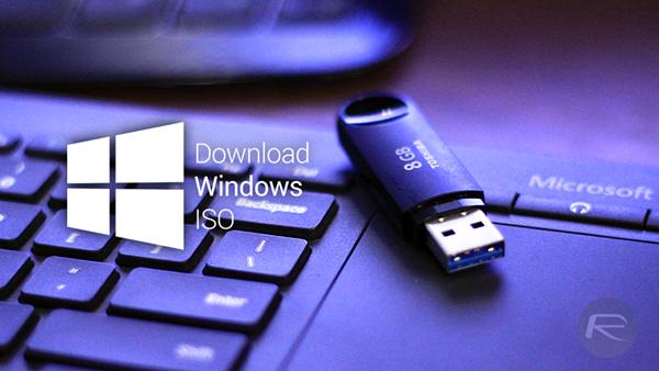 Mengunduh Berkas Windows 10, 8.1, Dan 7 ISO Secara Legal