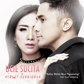 Lirik Lagu Kalau Bulan Bisa Ngomong - Ucie Sucita & Hengky Kurniawan