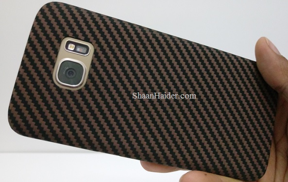PITAKA Aramid Case for Samsung Galaxy S7 Edge - Hands-on Review