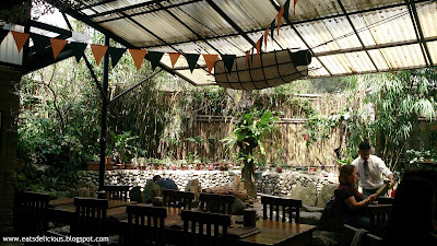 cafe by the ruins chuntug baguio interior