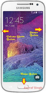 Download Mode GALAXY S4 MINI LTE GT-I9195I