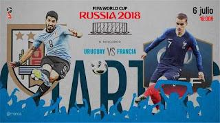 مواعيد مباريات كأس العالم اليوم الجمعة 6 - 7 - 2018 والقنوات الناقلة