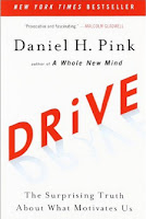 Most people believe that the best way to motivate is with rewards like money—the carrot-and-stick approach. That's a mistake, says Daniel H. Pink (author of To Sell Is Human: The Surprising Truth About Motivating Others). In this provocative and persuasive new book, he asserts that the secret to high performance and satisfaction-at work, at school, and at home—is the deeply human need to direct our own lives, to learn and create new things, and to do better by ourselves and our world.