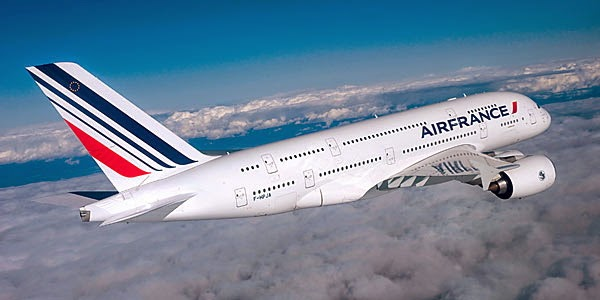 Vente Flash Air France, voyage vers Amerique du Nord