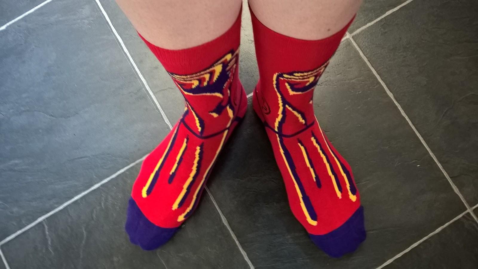 Stand4socks Child Health Sock - motherdistracted.co.uk