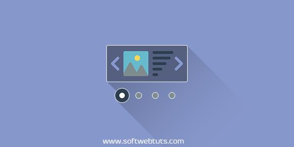Automatic post slider widget for blogger