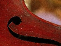 Orlando Joplin's Cello (detail) - photo credit Katie Hyams