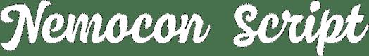 Nemocon Script Font