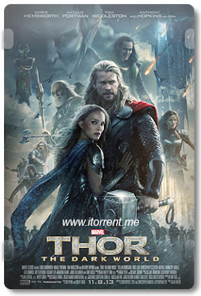 Torrent - Thor: O Mundo Sombrio - BluRay Rip | 720p | 1080p | 3D | Dublado | Dual Áudio | Legendado (2013)