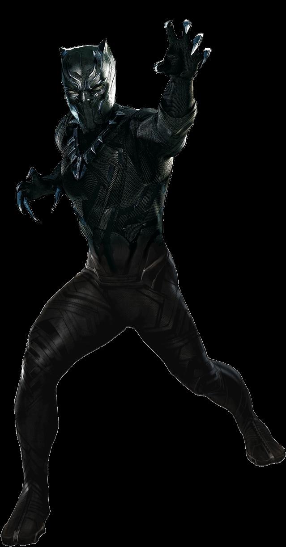 png pantera negra black panther civil war png world