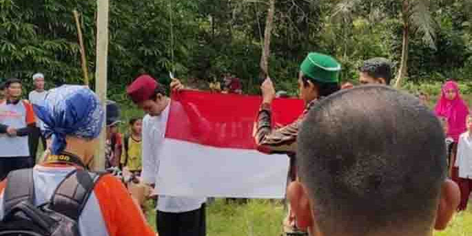 Ustaz Somad Sering ke Pedalaman Terpencil Ajarkan Cinta NKRI