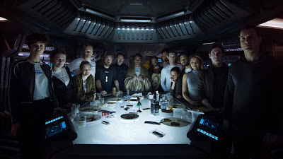 Alien Covenant Cast Image