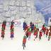Snow Kingdom commemorated International Yoga Day