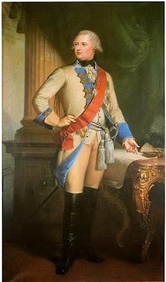 Frederick I of Württemberg by Georg Friedrich Erhardt