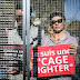 Η Pamela Anderson μπήκε σε ένα κλουβί γεμάτο celebrities και ακτιβιστές για καλό σκοπό