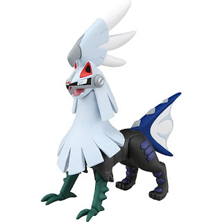 Silvally figure hyper size Takara Tomy Monster Collection MONCOLLE EX EHP_11