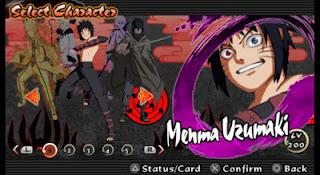 Naruto Ultimate Ninja Mod 5