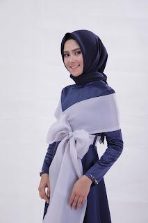 gaun sabrina, gaun pesta, sabrina dress, gamis muslim, bridal gaun, gaun lebaran