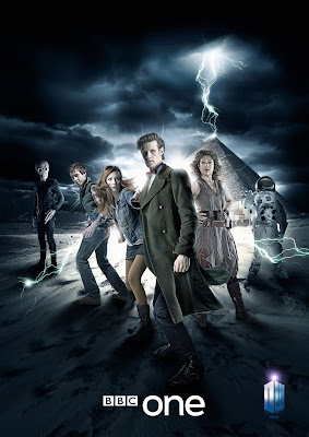Doctor Who Season 6, Part II One Sheet Television Poster