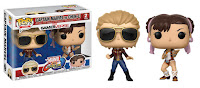 Pop! Games: Marvel vs. Capcom: Infinite Captain Marvel vs Chun-Li