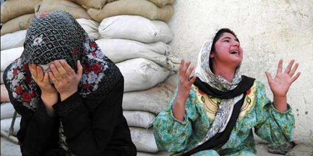 Keji!! Pasukan SAS Temukan 50 Kepala Perempuan Yazidi Korban Kekejian ISIS di Tong Sampah