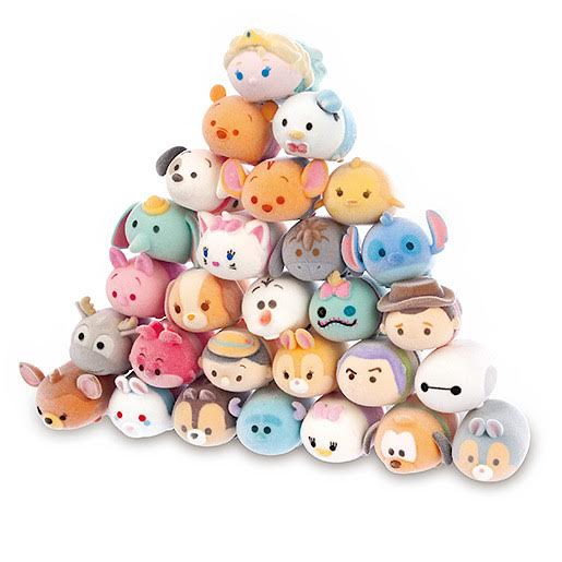 Squishy Pops Toys R Us : Mellow Mummy: Tsum Tsum Squishies - Series 2 Coming Soon! : Taking life as it comes...