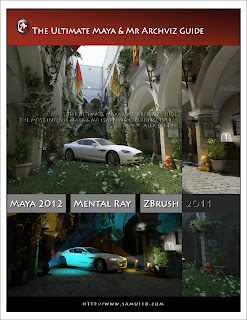 The Ultimate Maya And Mental Ray Guide