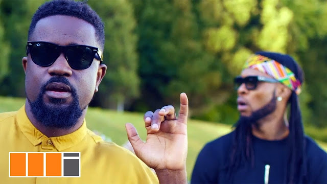 Sarkodie ft Flavour – Your Waist (Official Video)