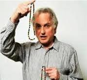 Dawkins and rosary beads