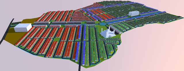 Gambar Kawasan Pemukiman