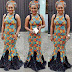 Beautiful African Womens Showing off in Their Ankara Skirt and Blouse Styles Pics