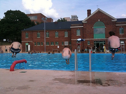 New columbia heights pools are open pools are open for Outdoor pools open