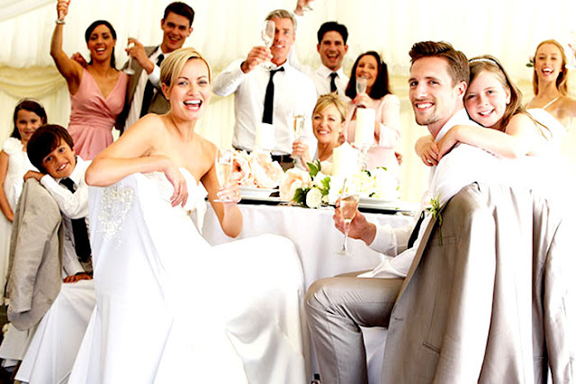 wedding and bridal photos