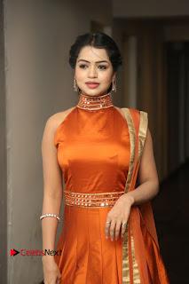 Bhavya Sri Stills at Nenu Seethadevi Audio Launch ~ Celebs Next
