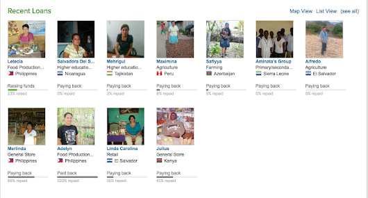 Kiva Clubs - The Path to Global Awareness and Citizenship