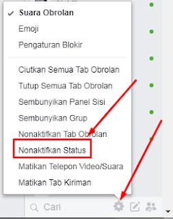 3 Cara Menyembunyikan Status Online Facebook