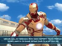 Download Game Iron Man MOD untuk Android