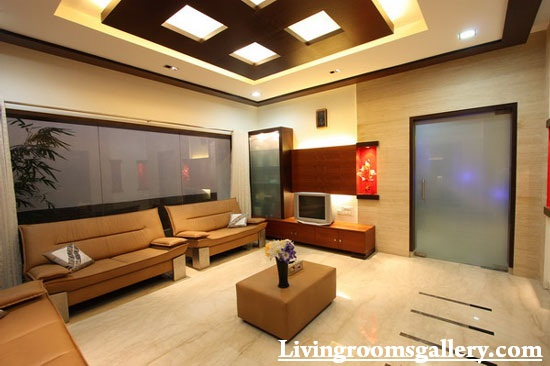pop false ceiling designs with colorful lighting system