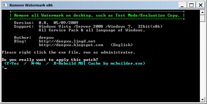 Remove Watermark x86 x64
