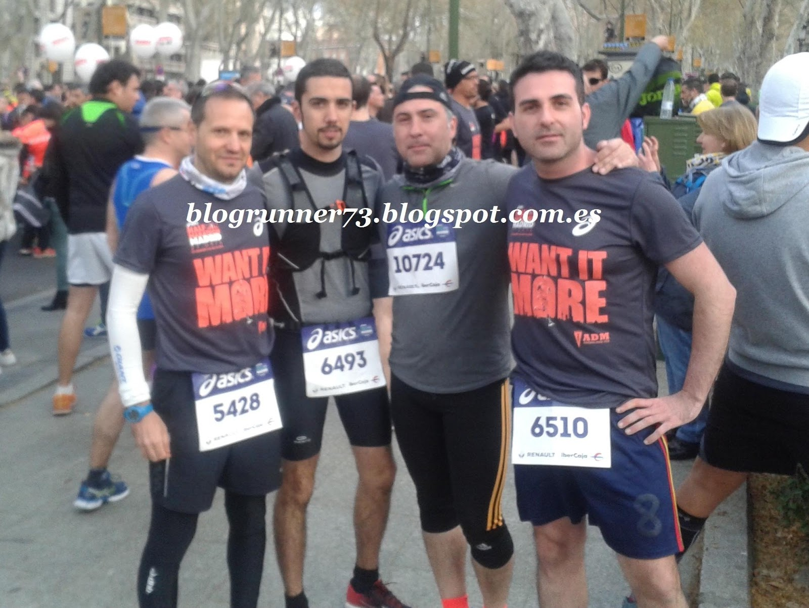 media maraton asics 2016 madrid