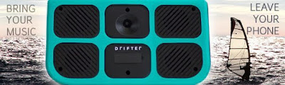 Drifter rugged waterproof speaker